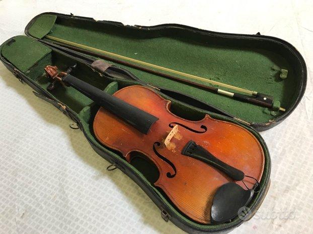 Violino antico fine 800 primi 900 4/4