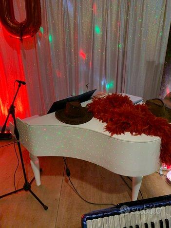 Piano da palco