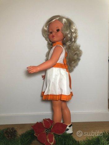 Furga bambola anni 1970-1960