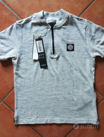 T-shirt Stone Island junior