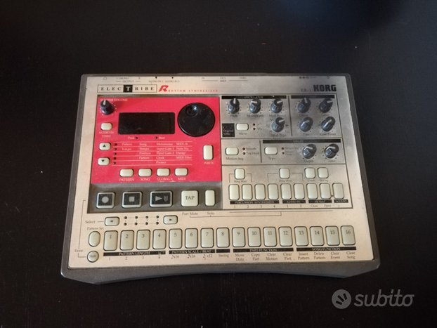 Drum Machine Synth Korg Electribe ER-1