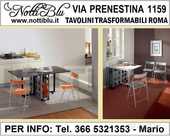 Tavolo Consolle Roma.Subito Impresa Notti Blu Tavolo Consolle Roma Ve075 Con
