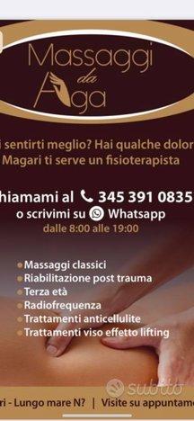 Massaggi classici