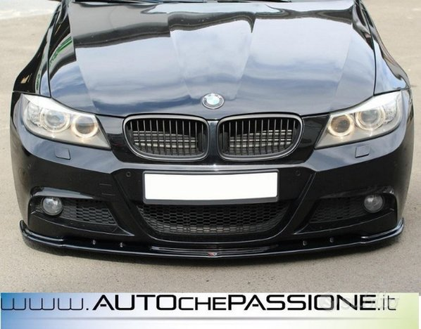 Splitter/spoiler anteriore BMW 3 E90/E91 M-PACK