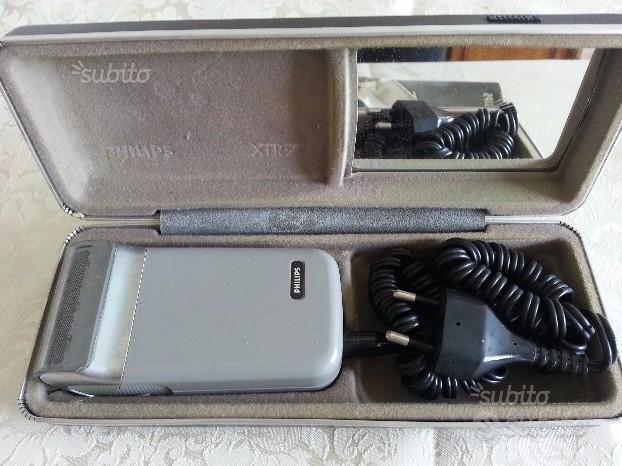 Rasoio elettrico Philips vintage