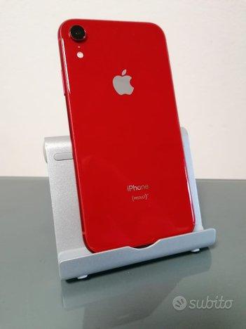 IPhone XR 128GB Red, grado A+