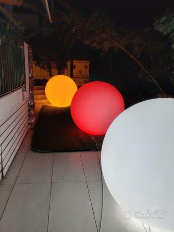Lampada sfera glodo slide giardino sospensione,Slide