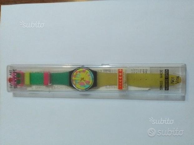 Swatch GZ 120 Edition