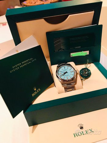 Rolex Oyster Perpetual 41MM Ref. 124300 Nuovo