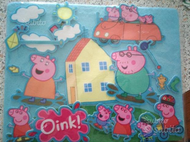 Peppa pig Feltastic
