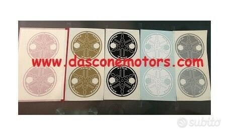 Coppia adesivi Tmax Diapason