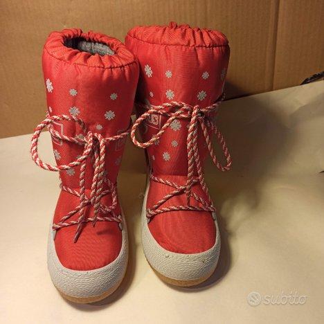 Doposci boot e guanti bambino/a