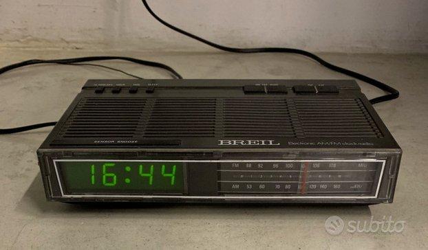 Radio sveglia vintage Breil