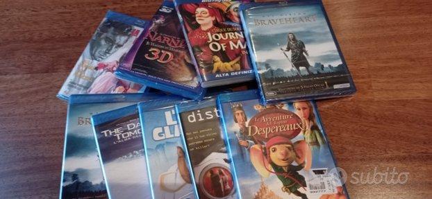 LOTTO FILM BLURAY Blu Ray no dvd nuovi SIGILLATI