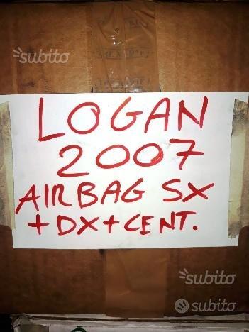 Kit airbag Dacia Logan del 2007