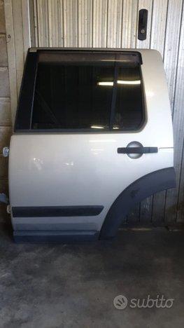 Porta Posteriore Sx Land Rover Discovery 4 2010
