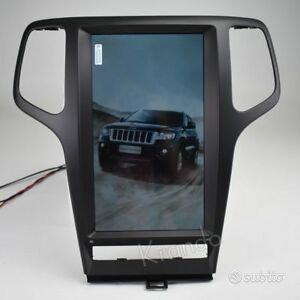 Autoradio navigatore jeep grand cherokee tesla 4g