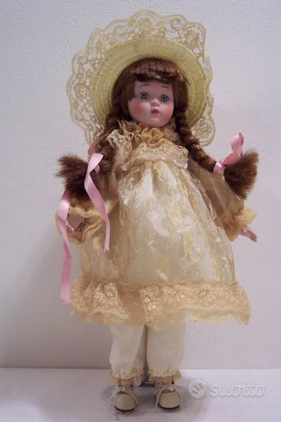Bambola da collezione Heritage