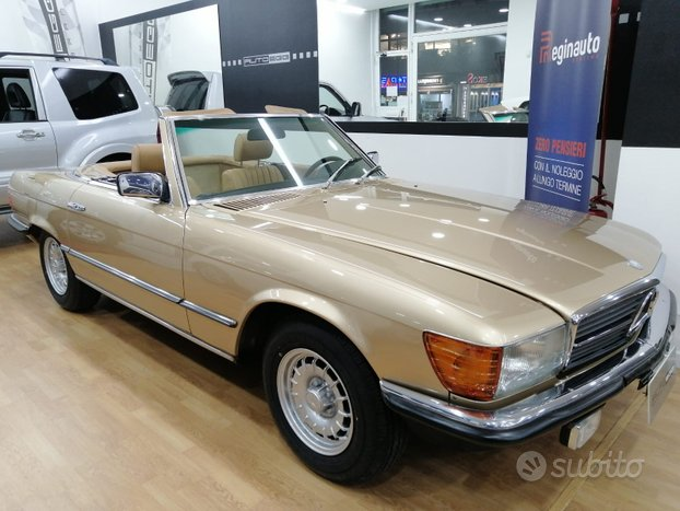 Mercedes SL 280 Roadster