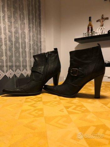Scarpe pelle barracudas donna 38