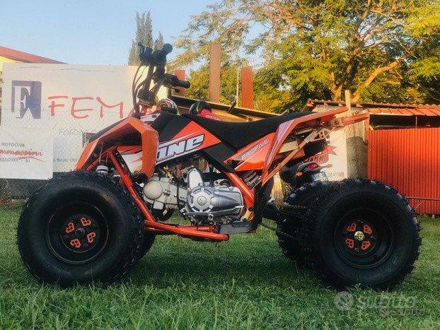 NUOVO MAXI QUOD SPORT ONE 125cc R8