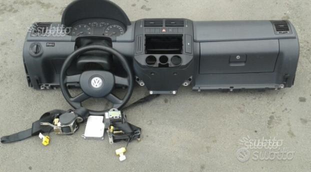 VW Polo 1.2 2006 Kit Airbag