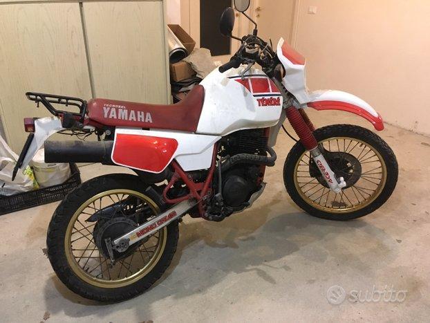 Yamaha XT 600 - 1984