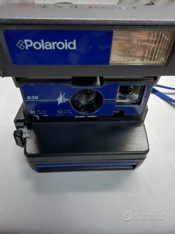 Sviluppo immediato polaroid
