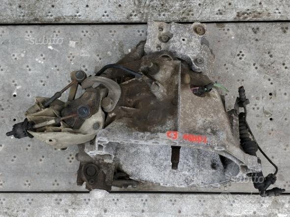 Cambio Manuale Citroen C3 1.6 HDI 2010