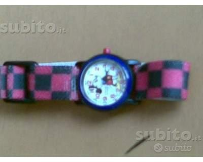 Orologi swatch e lorus