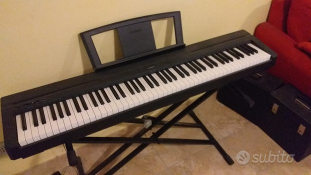 Tastiera/Pianola Yamaha