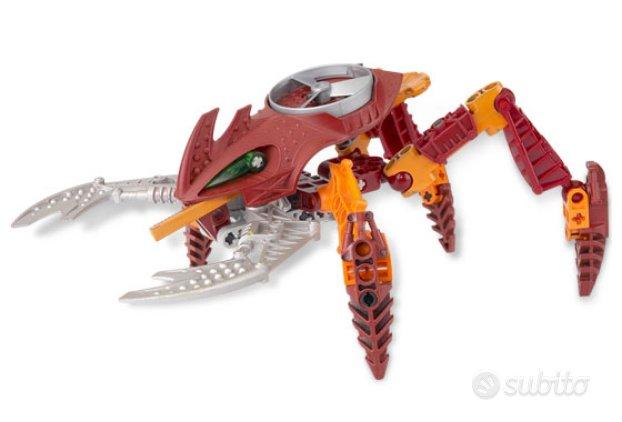Lego robot 8742 arancione e rosso usato disponibil