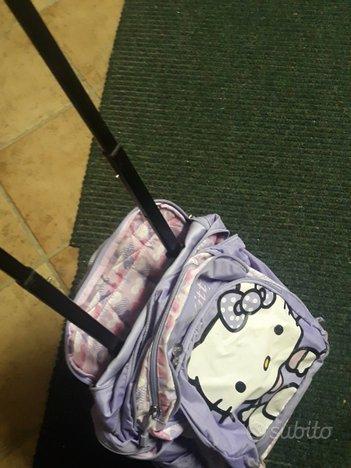 1d75dfaff5 Zaino trolley hello kitty bambine scuola - Abbigliamento e Accessori ...
