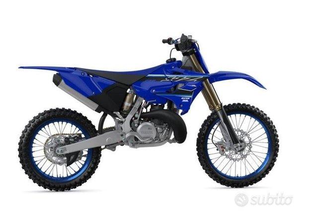 Yamaha YZ 250 450 F 2021