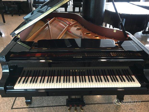 Pianoforte yamaha c3 silent