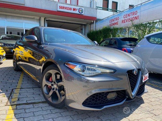 ALFA ROMEO Giulia 2.0 Turbo 280 CV AT8 Q4 Veloce
