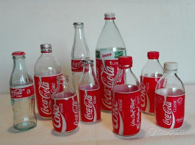 Collezione Lattine Bottiglie