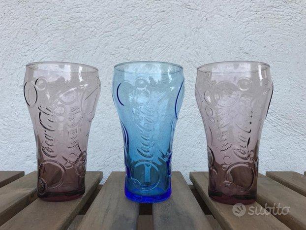 Bicchieri Coca Cola da collezione