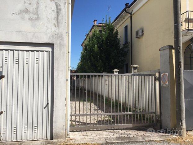 Garage dietro via Piave a Mestre