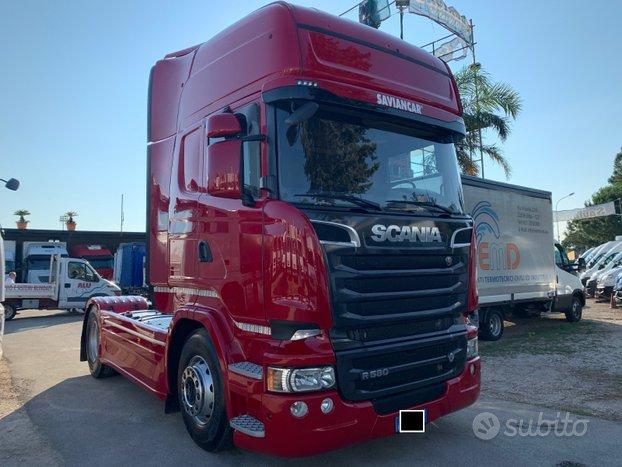 Scania R580 Topline 2015 Euro 6 Trattore Stradale
