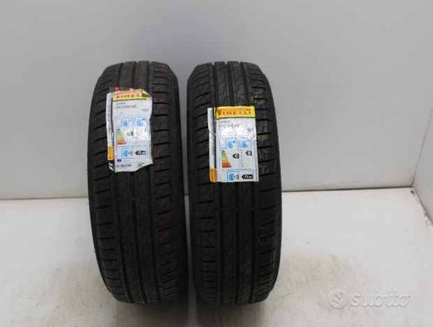 195/60/16c Pirelli Carrier nuove