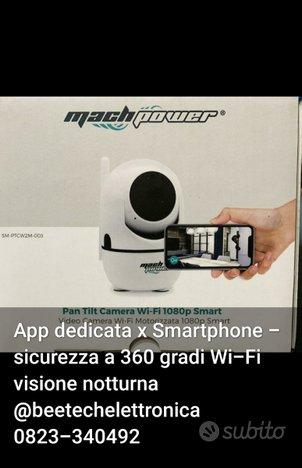Match Power ip Wi-Fi Camera 1280 x 720 audio