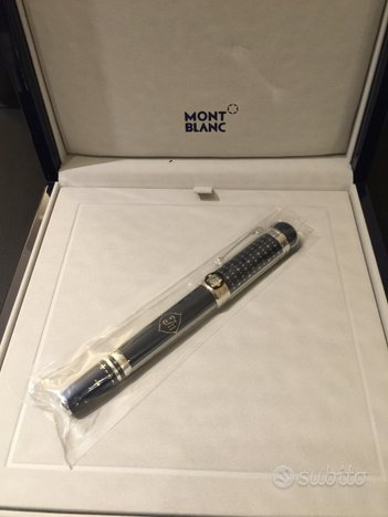 Penna mont blanc joseph ii limited edition 888