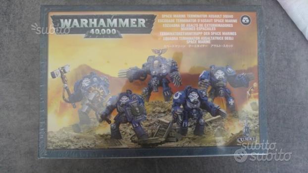 Warhammer 40k Space Marine Terminator