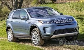 Land Rover Discovery 2019 per ricambi