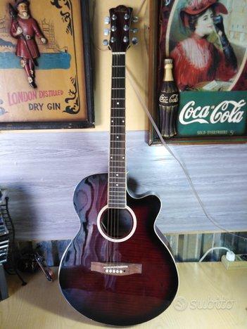 Starsun chitarra classica amplificata