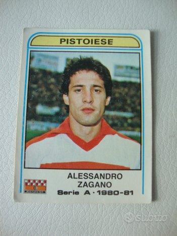 Mancoliste Calciatori Panini 1980-'81