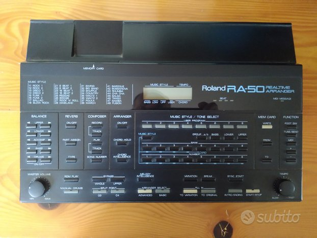 Roland RA 50