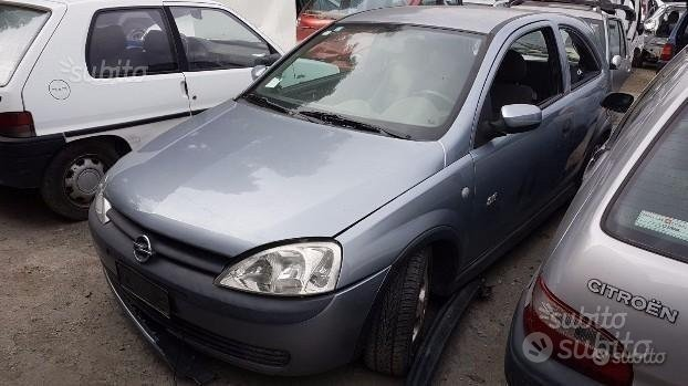 Ricambi Opel Corsa 1.2 Benzina (3 e 5 porte)