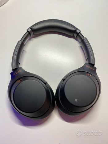Cuffie Sony WH-1000XM3 Come Nuove
